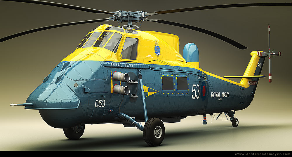 View more - Wessex Helicopter - SubD